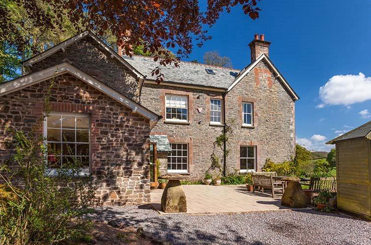 5 Bedroom Farm House For Sale In Oare Lynton Somerset