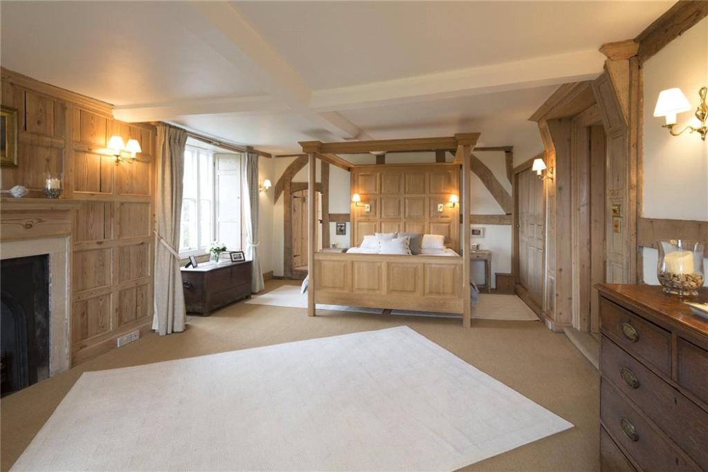 Panelled Bedroom
