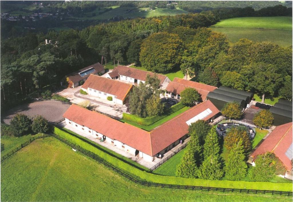 Equestrian Buildings