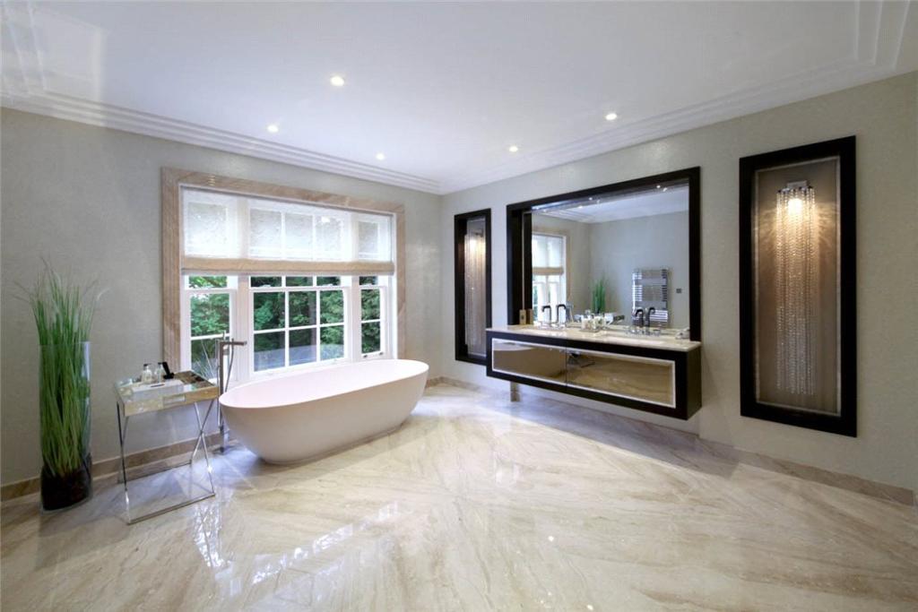6 Luxury Bathrooms