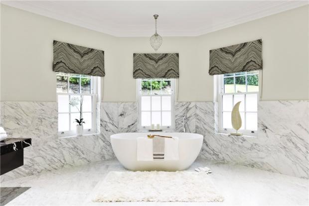 Maater Bathroom