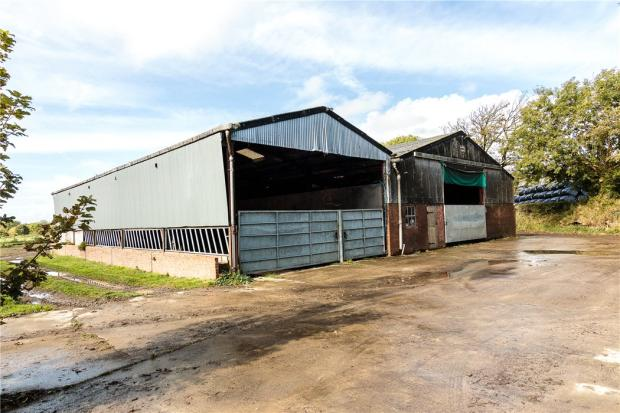 Steel Framed Barns