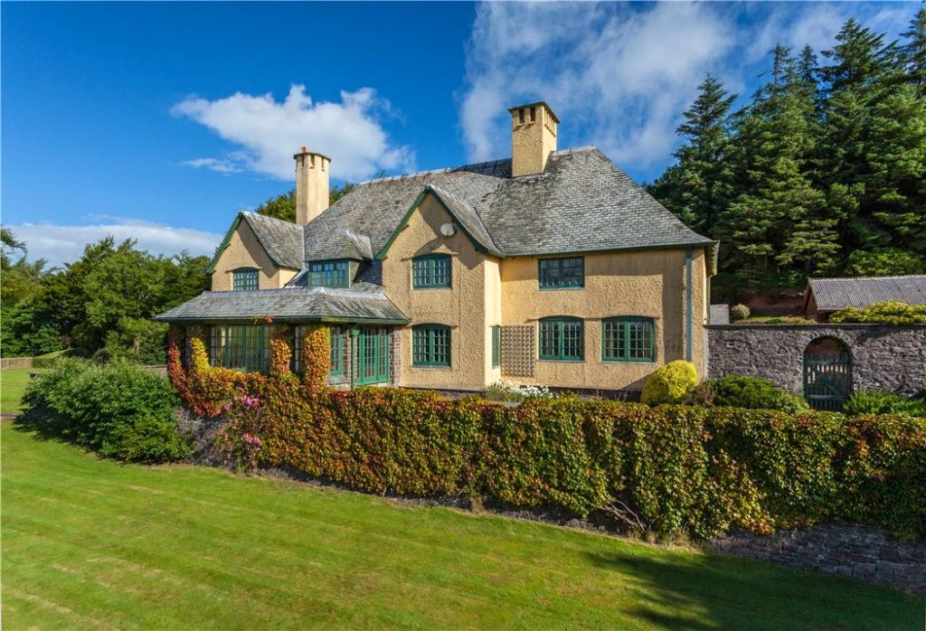 bedroom farm house for sale in porlock minehead somerset ta24