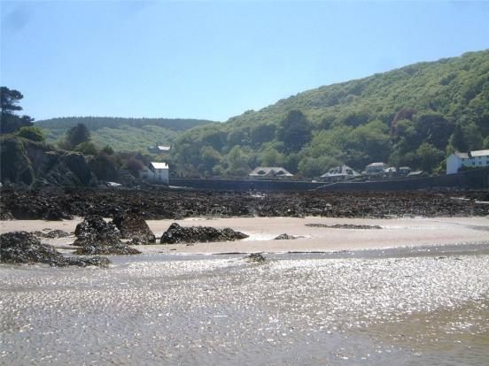 Nearby Lee Bay