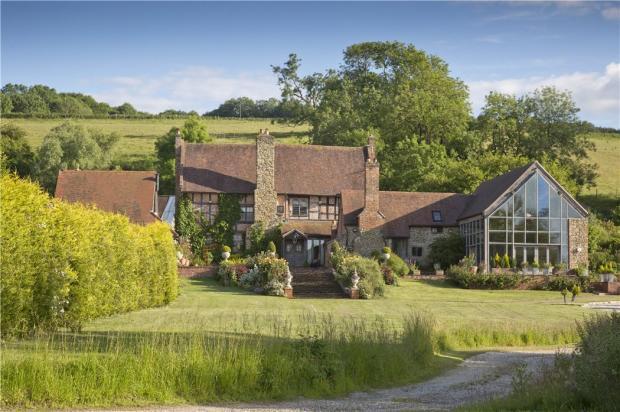Colwall Farmhouse