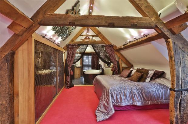 Seven Bedrooms