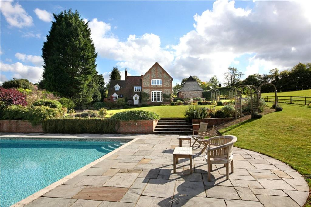 5 Bedroom Detached House For Sale In Pishill Henley On Thames Oxfordshire Rg9 Rg9