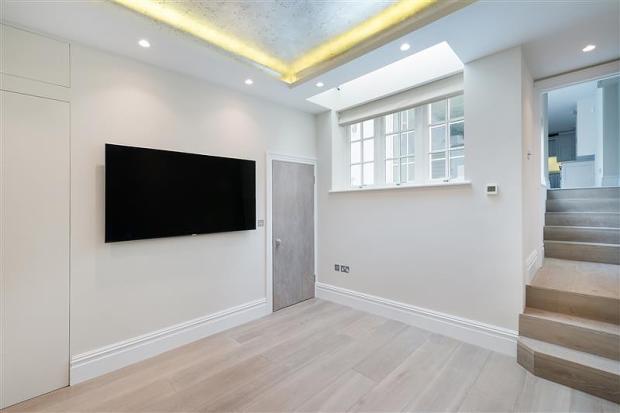 Bedroom 3/media room