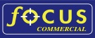 Focus , Commercial Properties branch logo