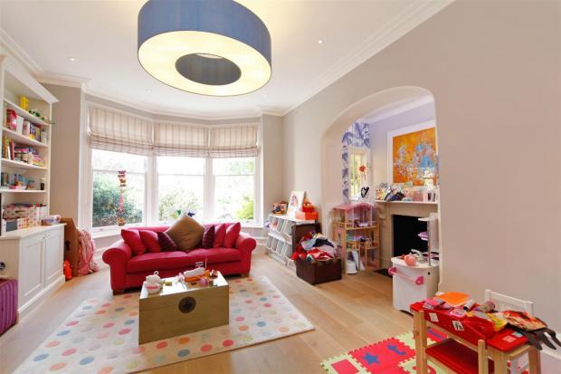 reception/playroom