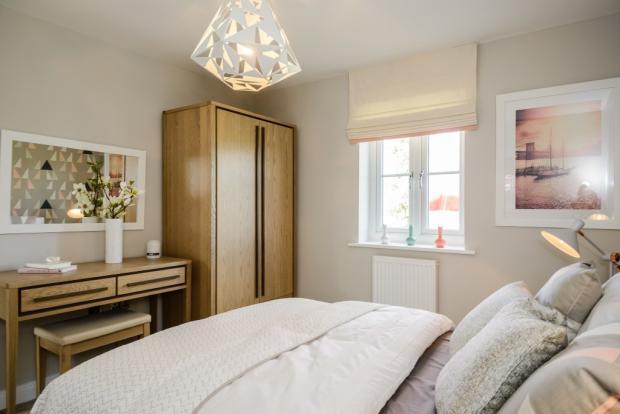 Eg. Bedroom