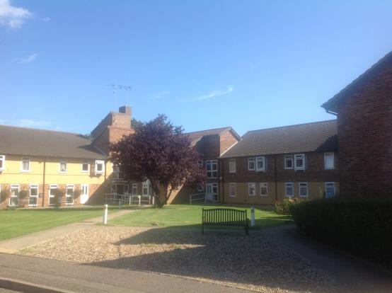 View of scheme
