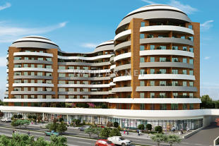 2 bed new Apartment in Kemerburgaz, Eyüp...