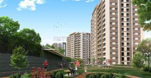 1 bed new Apartment in Beylikduzu, Istanbul