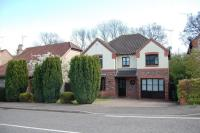 Detached home in Goldcrest Drive...
