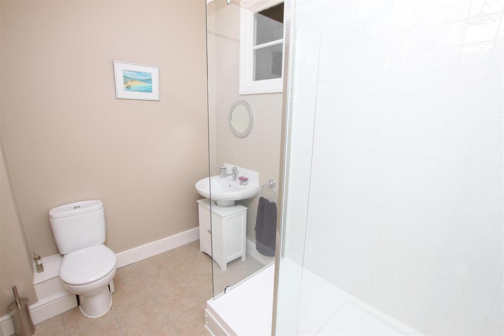 Shower Room at Mezza