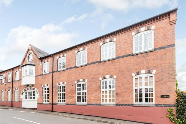2 Bedroom Apartment For Sale In Higham Lane Stoke Golding