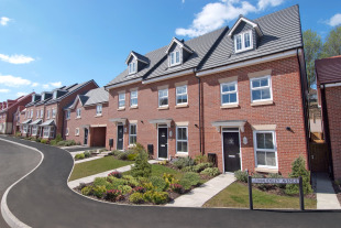 The Spires by Barratt Homes, Derby Road,