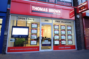 Thomas Brown Lettings, Orpingtonbranch details