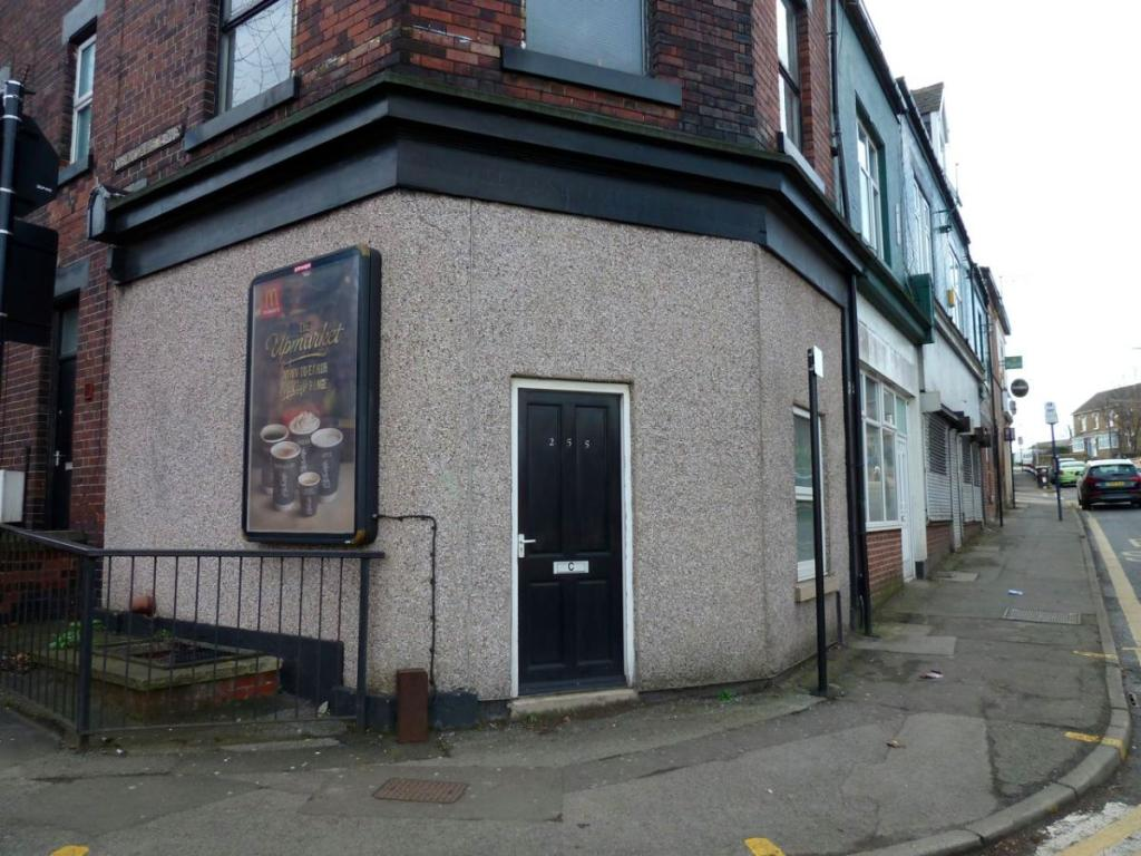 1 bedroom flat to rent in chesterfield rd sheffield s8