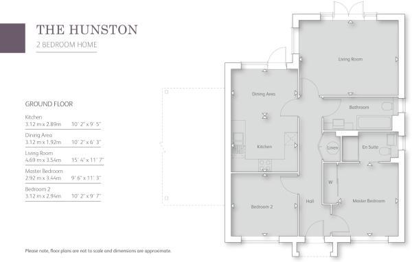 Hunston Floor Plan