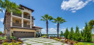 new house in Orlando, Orange County...