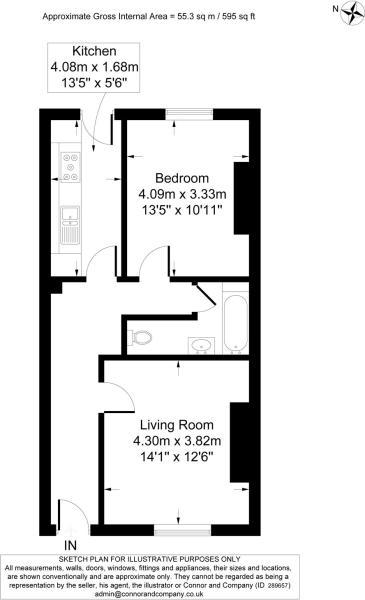 Floorplan (LG Floor)
