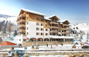 Alpe d`Huez new Apartment for sale