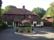 Detached home for sale in Nr Haslemere, GU27