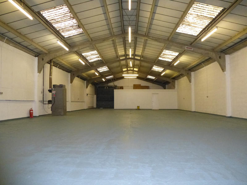 Internal warehouse - recently refurbished