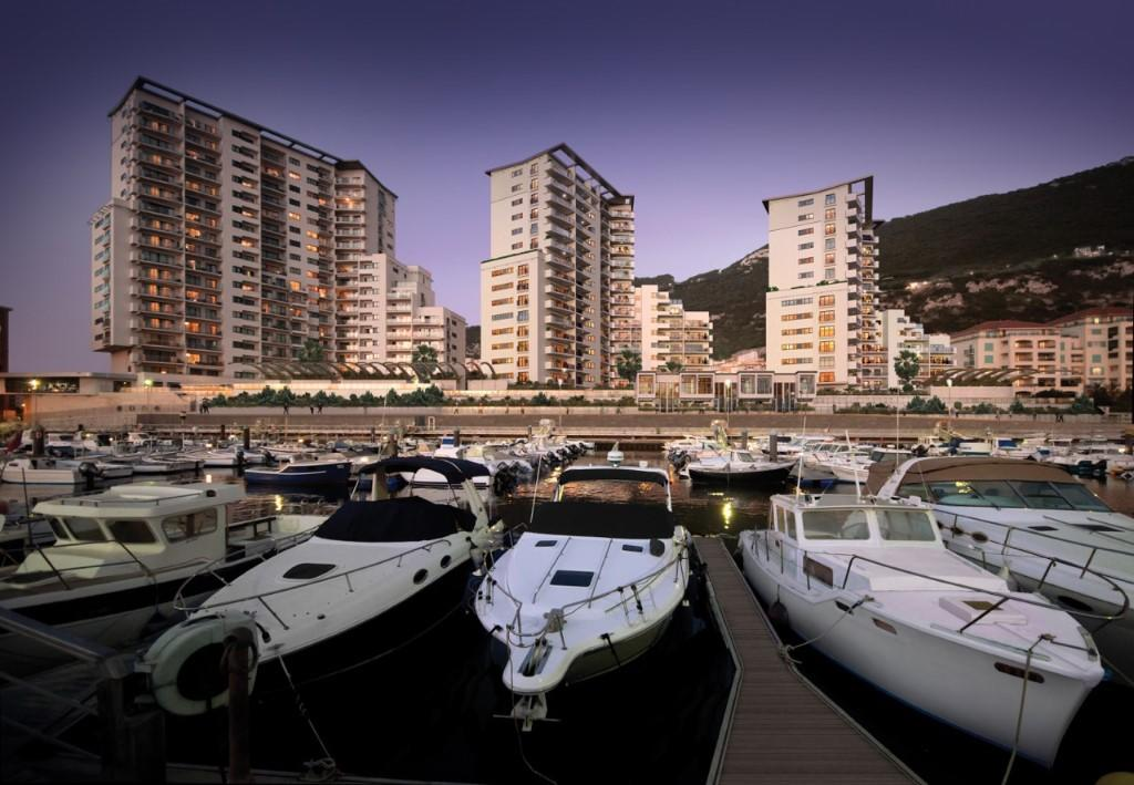 3 bed new Apartment for sale in Queensway Quay, Gibraltar