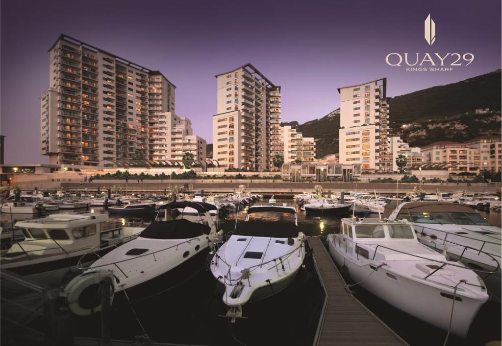 Queensway Quay new Apartment for sale