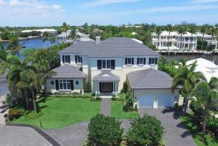 new property for sale in Delray Beach...
