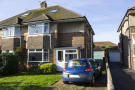 semi detached property in Hawkins Road...