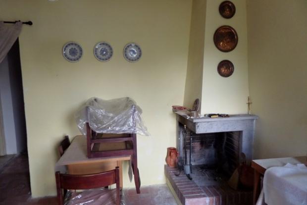 Kitchen & fire