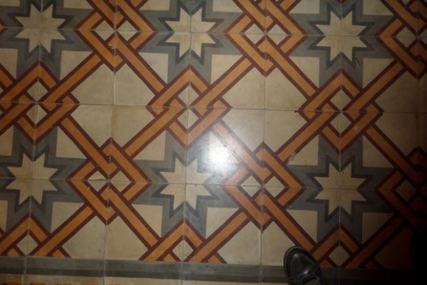 Traditional tiles