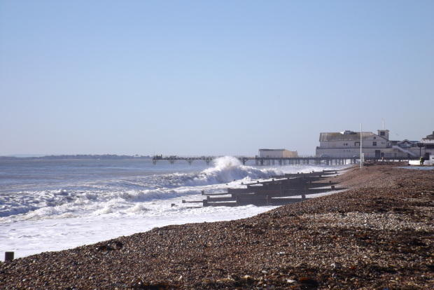 Bognor Sea Front and Pier
