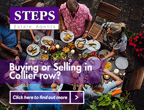 Get brand editions for Steps Estate Agents, Romford
