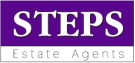 Steps Estate Agents, Romford  branch logo