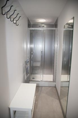 Unit 8 shower room