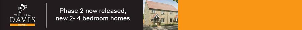 William Davis Homes, Copcut Rise