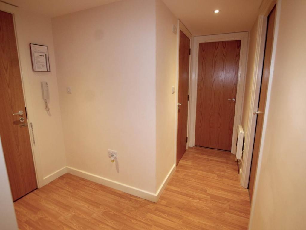 Hall way & storage
