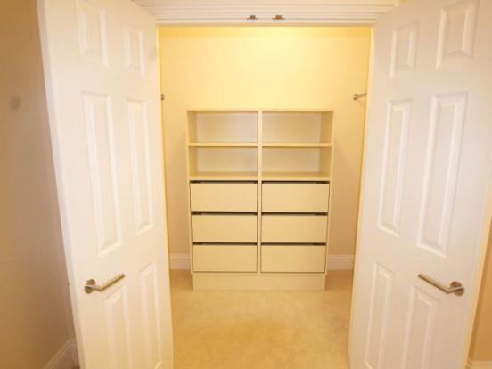 Wardrobe area 2