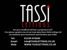 Tassi Lettings