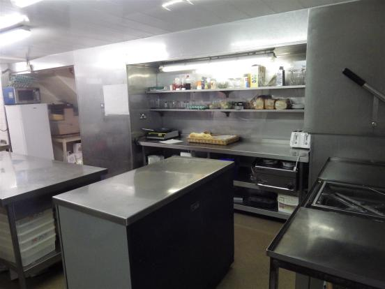 Main Catering Kitche