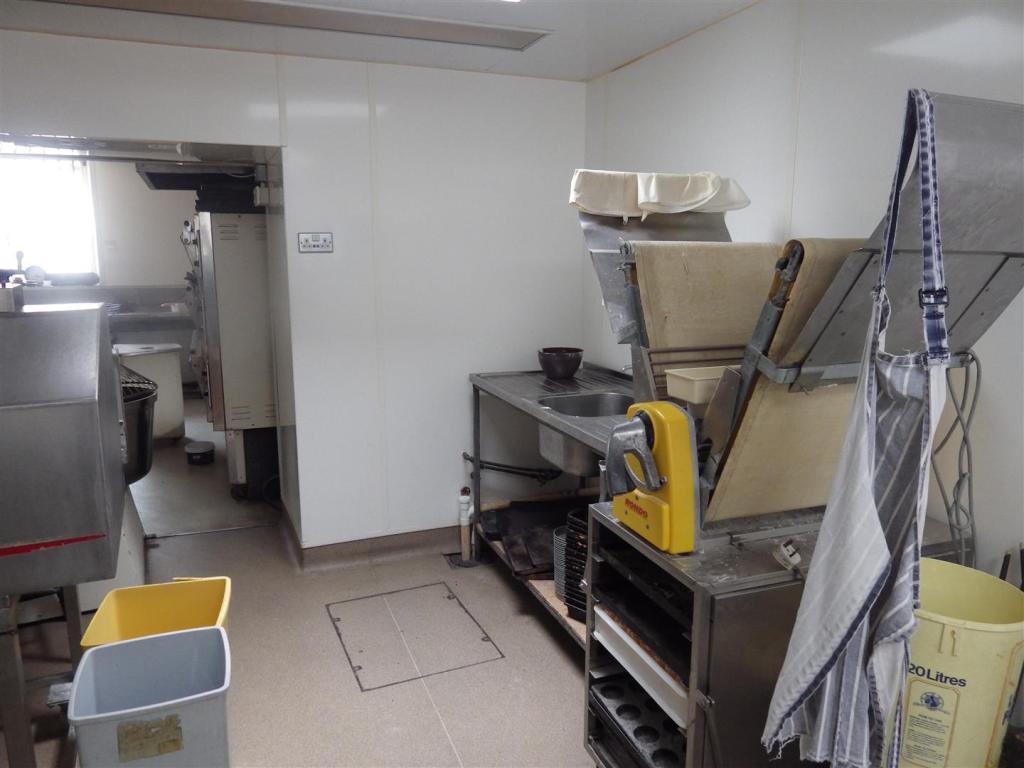 Bakery Prep Room