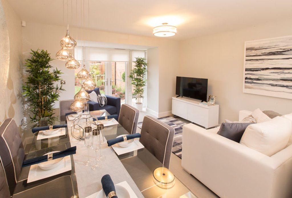 Faversham Gatehouse dining/family area
