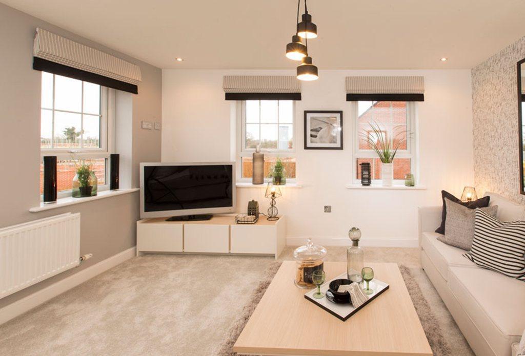 Brentwood Gatehouse living room/reception room 2