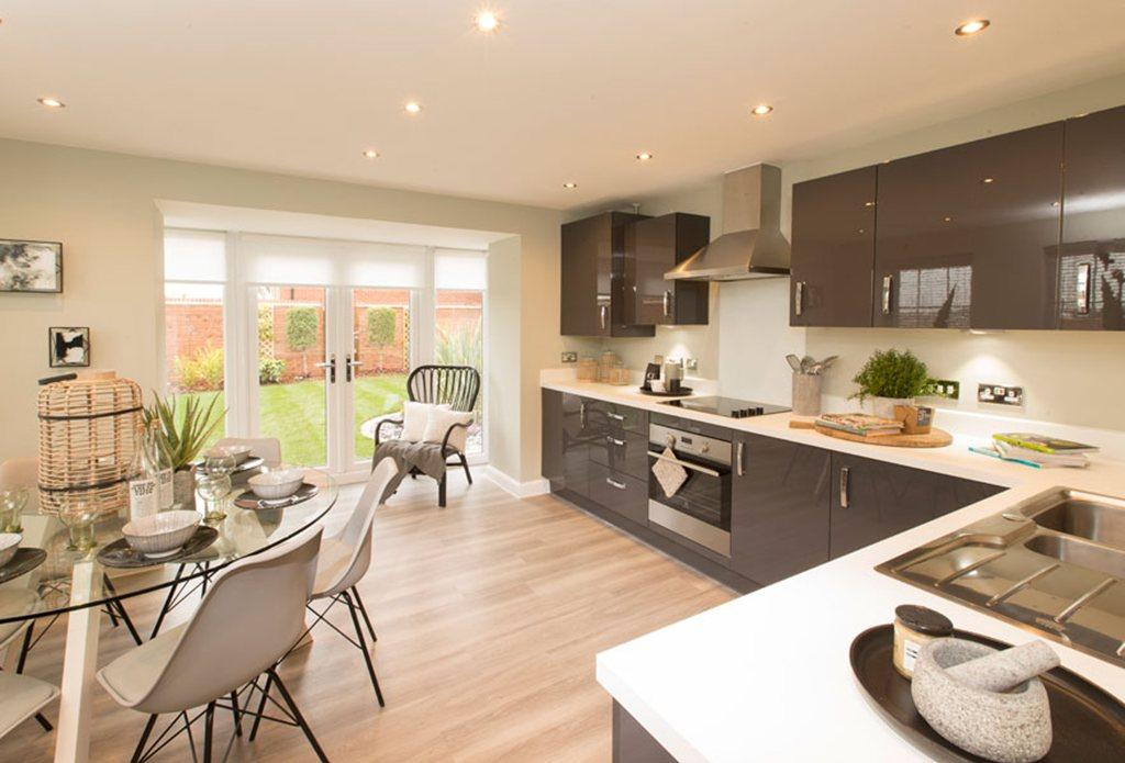 Faversham Gatehouse kitchen/diner
