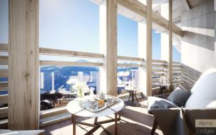 Penthouse for sale in Les Gets, Haute-Savoie...